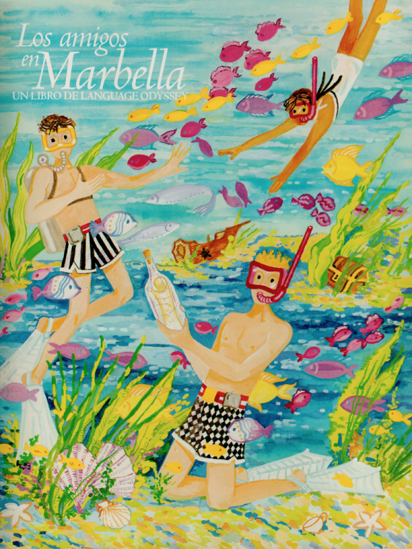 Los Amigos en Marbella